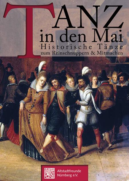 Tanz in den Mai • Kulturscheune der Altstadtfreunde Nürnberg